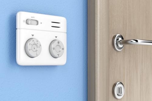 termostato comfort domotica
