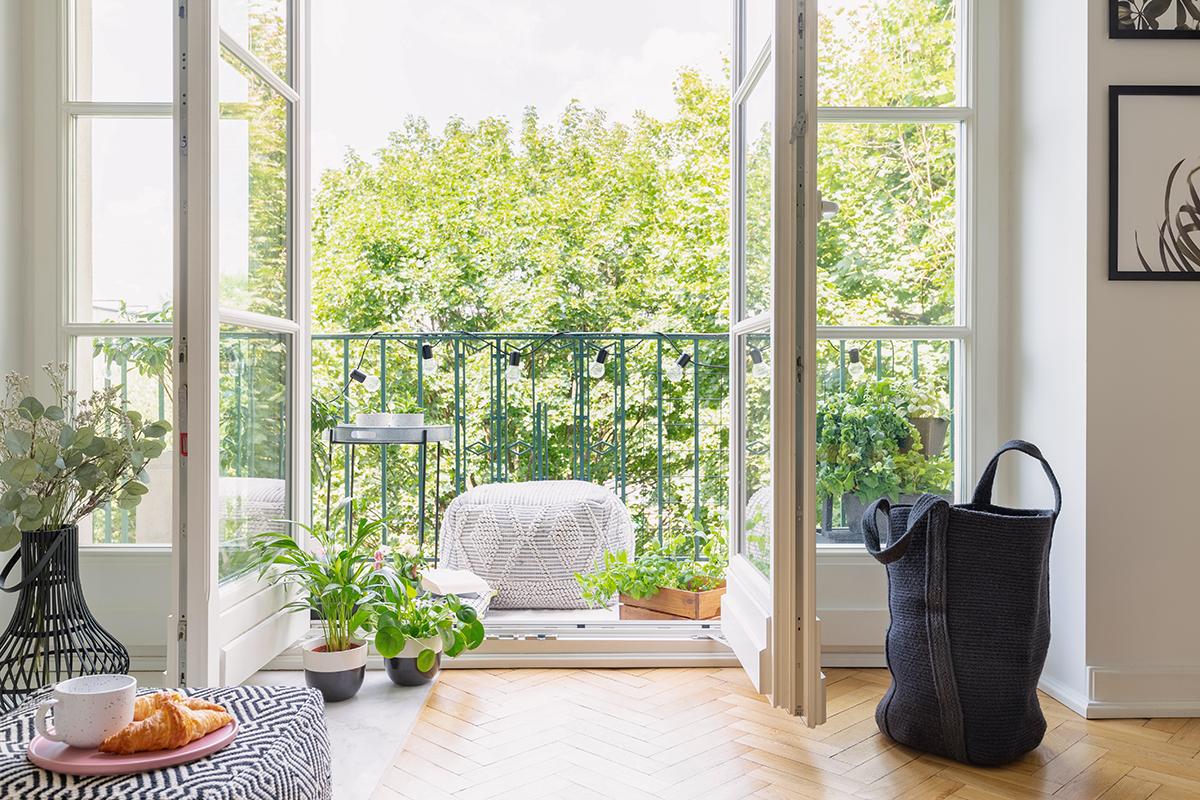 come ridurre inquinamento indoor arieggiare