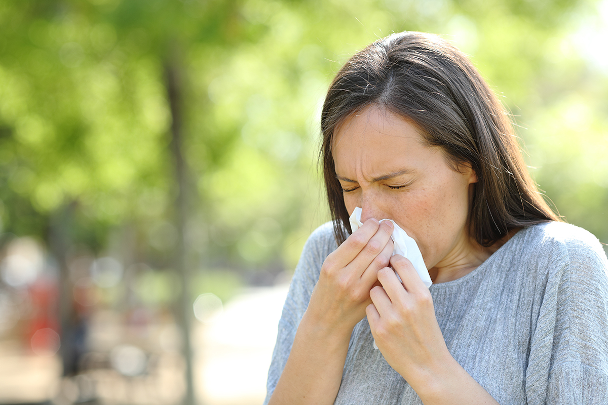 sinotmi allergie pollini